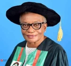 Nigerian Academy of Science gets 1st Female President
