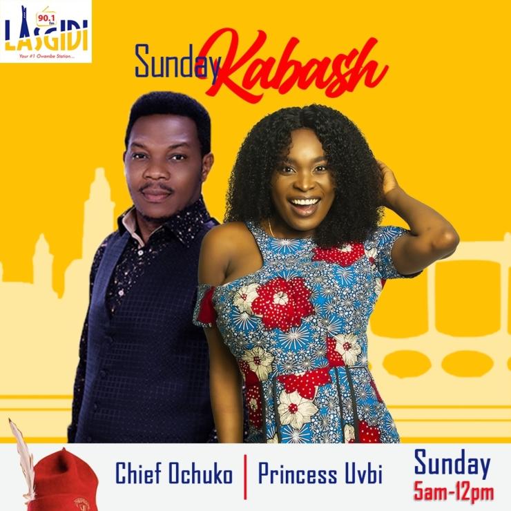 Sunday Kabash
