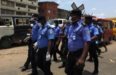 Spike in Criminal Attacks: Lagos CP leads patrol teams in trouble communities
