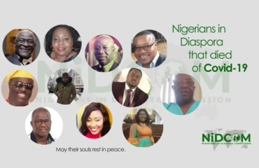 FG mourns 13 Nigerians who died of coronavirus in UK, US