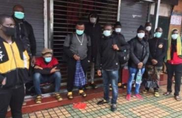 COVID-19: 10 Nigerians awaiting evacuation from UK test positive