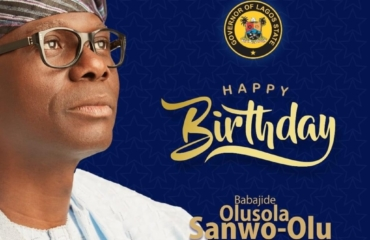 Lagos State Governor marks 55th Birthday without fanfare