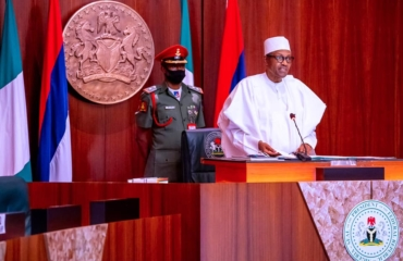 President Buhari launches 'Decade Of Gas In Nigeria'