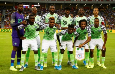 Nigeria to battle Mexico on July 3