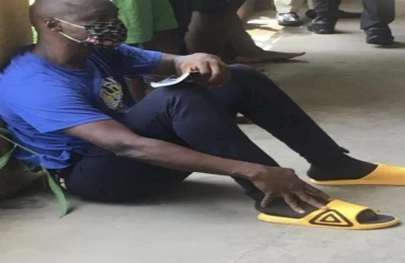 Baba Ijesha appears in court for alleged child molestation trial