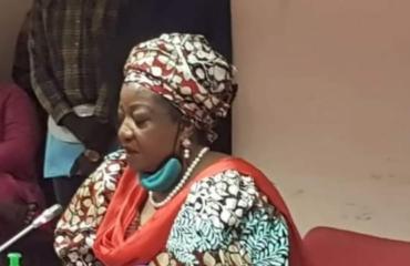Senate screens President Buhari's aide, Lauretta Onochie, for INEC commissioner