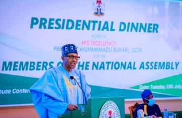 Buhari hails 9th National Assembly renews pledge to tackle insecurity