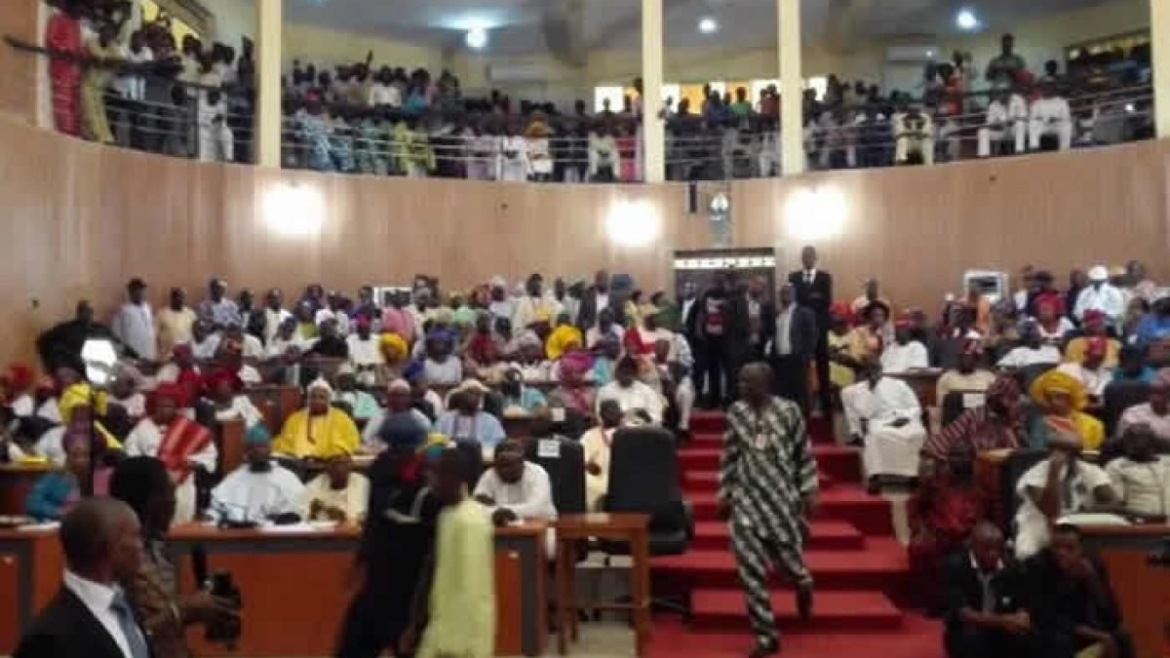 Kebbi State House of Assembly impeaches Speaker and Deputy