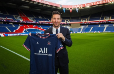 Lionel Messi joins PSG on two-year contract