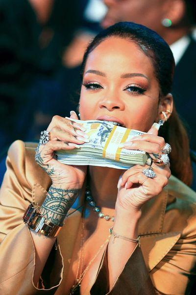 Forbes Magazine names Rihanna world's wealthiest female musician