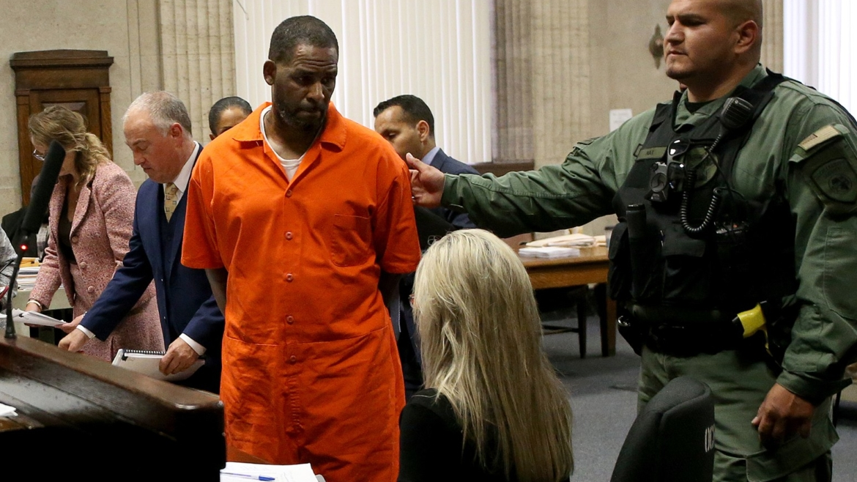 R Kelly sex abuse trial gets underway in New York