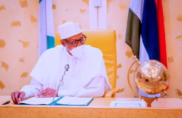 President Buhari vows to reposition Nigeria's economy