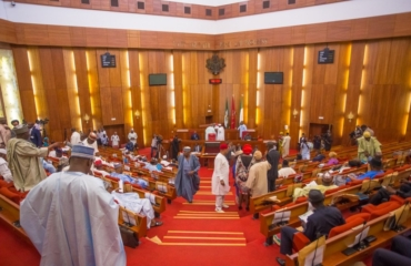 Senate empowers INEC to decide voting, transmission of election results