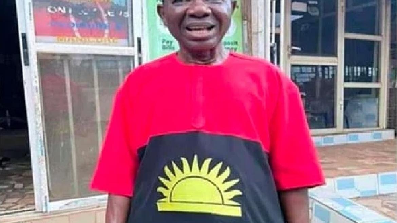 Nigerian army confirmed arrest of Nollywood actor, Chinwetalu Agu