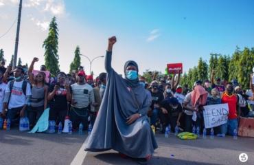 EndSARS anniversary organizers plan drive-through of Lekki Toll Gate