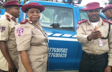 Operation show your driver's licence; FRSC talks tough