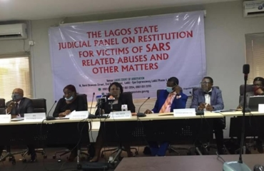 Lagos Sars Panel reserves ruling on Lekki Tollgate shooting petition