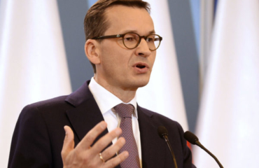 Polish Prime Minister accuses EU of blackmail