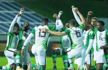 Super Eagles drop two places in latest FIFA ranking