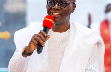 NIG@61: Governor Sanwo-Olu urges Nigerians to be courageous
