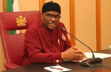 Governor Wike hail Senate's u-turn on e-transmission of election results